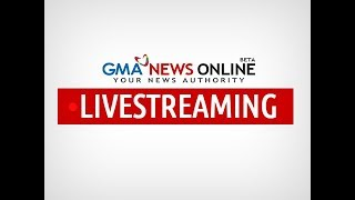 [GMA]   PAGASA press conference on El Niño phenomenon