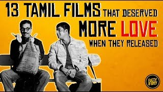 FF Rewind - 13 Tamil Films that deserved more love when they released