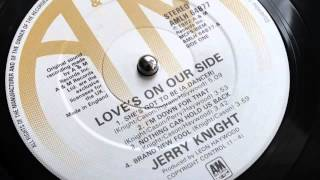 Jerry Knight - Nothing Can Hold Us Back