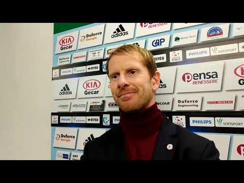 Albissola-Arezzo 1-2, intervista a Giuliano Lamma