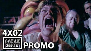 "AHS: Freak Show Episode 402 ""Massacres and Matinees"" - Promo"