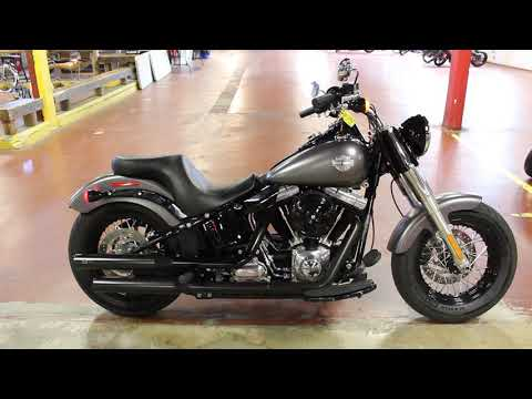 2015 Harley-Davidson Softail Slim® in New London, Connecticut - Video 1