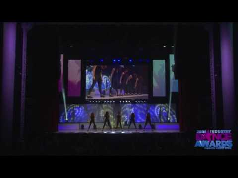 SYNCOPATED LADIES perform at 2016 Industry Dance Awards