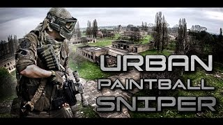 URBAN PAINTBALL SNIPER: Trouble in Pripyat