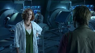 Доктор Грэйс Огустин знакомится с Джейком Салли. HD