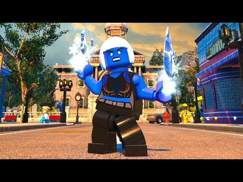 Lego Batman 2 DC Super Heroes Walkthrough - LEGO DC Super