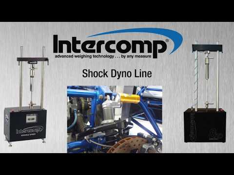 Intercomp's Shock Dyno Line
