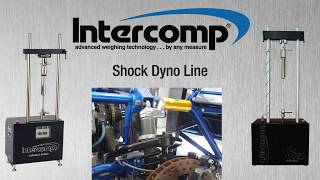 Intercomp's Shock Dyno Line