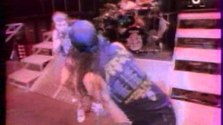 Anthrax et Bernie bonvoisin antisocial