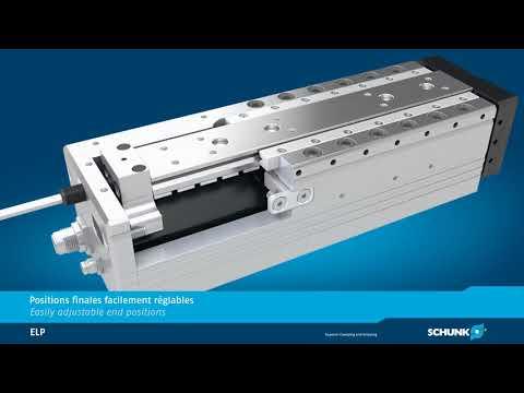 ELP elektryczny moduł liniowy - zdjęcie
