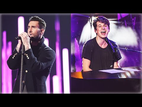 Adam Levine Vs Charlie Puth | Studio Vocal Battle (G2-C#5-Bb5) Mp3