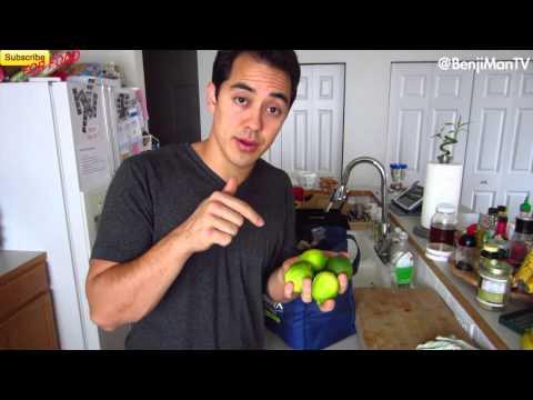 Video Healthy Food Grocery List- BenjiManTV