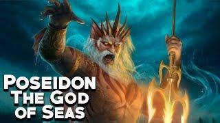 Poseidon: The God of Seas - The Olympians - Greek Mythology - See U in History