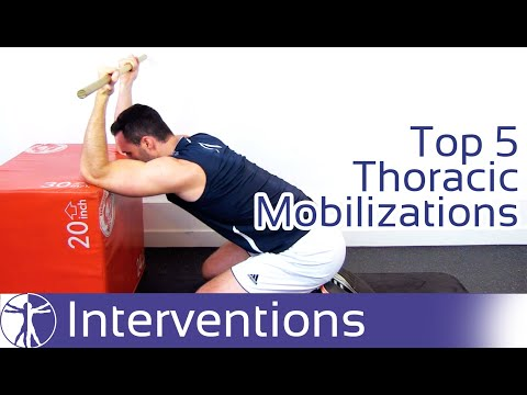 Top 5 Thoracic Spine Mobility Drills