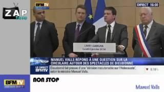 Zap télé - Manuel Valls - Alexandre Astier...sur l