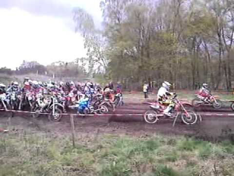 MON Stevensbeek start MX2 Junioren Finale 2012