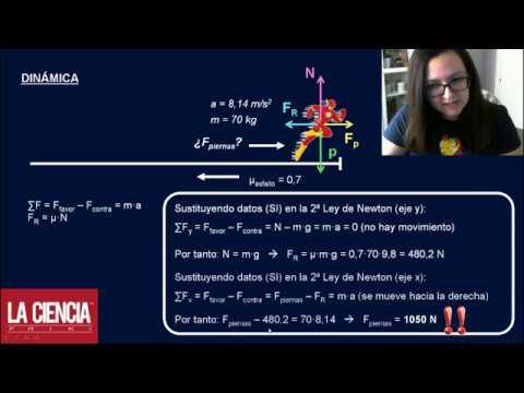 """La Ciencia Friki - Análisis cinemático y dinámico de """"Flash (1x06)"""" - YouTube"""