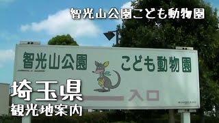 埼玉県観光地案内智光山公園こども動物園編