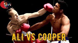 Muhammad Ali Vs Henry Cooper #Legendary Night# HD