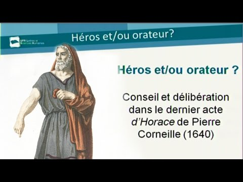 Vidéo de Pierre Corneille