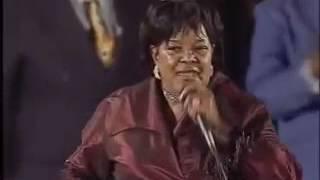 Orignal Shirley Caesar You Name it challenge video! beans greens potatoes tomatoes #UNameItChallenge