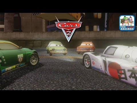 Cars 2: The Video Game - Dealing With A Couple Of Dumb Criminals (Xbox 360/One Gameplay)
