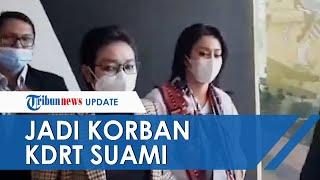 Jadi Korban KDRT Suami, Vicky Zainal Lapor ke Komnas Perlindungan Perempuan