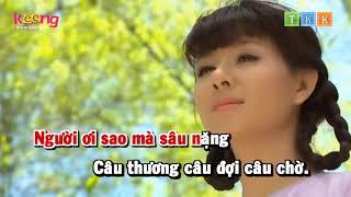 Câu Đợi Câu Chờ - Bùi Lê Mận Karaoke Vocal