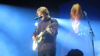 Ed Sheeran - Take it back/Superstition live @Clermont