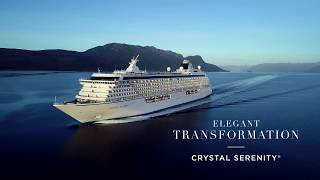 Crystal Serenity: Elegant Transformation