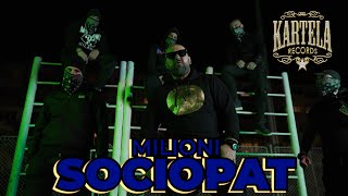 MILIONI -SOCIOPAT [Official Music Video] (prod. by Bate Pesho)