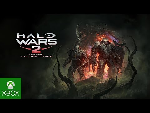 Halo Wars 2: Awakening the Nightmare Launch Trailer thumbnail