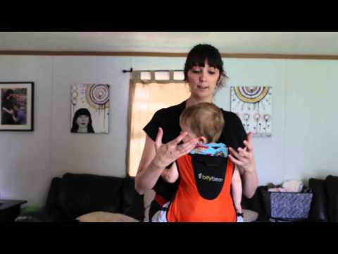 Bitybean Baby Carrier Review and Demo