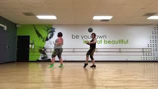 """Bonanza (Belly Dancer)"" Cardio Dance Fitness Choreography"