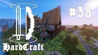 HardCraft - Ep 38 - La Poste/Hôtel de Ville (Minecraft UHC)