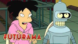 FUTURAMA | Season 3, Episode 5: Zoidberg Out Of His Shell | SYFY