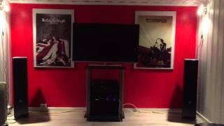 Wimp Hi-Fi playing Pink Floyd: Comfortably Numb on Dali Zensor 7. Nad c372 amp