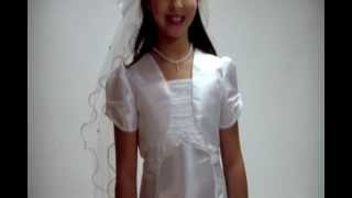 Communion Dress Style PK 9032