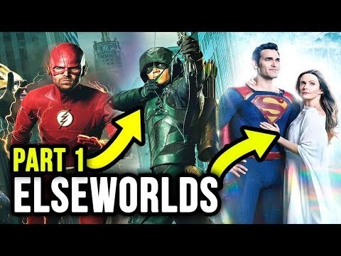Barry & Oliver's REALITY Changes & Meet Lois Lane! - The Flash 5x09 Elseworlds Part 1 Review