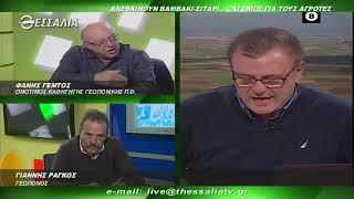 ΘΕΣΣΑΛΩΝ ΓΗ ΑΝΕΒΑΙΝΟΥΝ ΒΑΜΒΑΚΙ ΣΙΤΑΡΙ