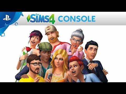 Игра для PS4 Sims 4 [русская версия]