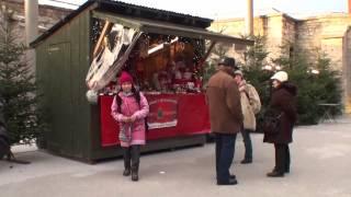 preview picture of video 'Christkindlmarkt auf der Festung Kufstein 1.12.2012.mp4'