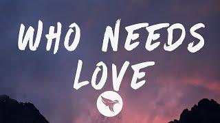 Tory Lanez - Who Needs Love (Lyrics) - YouTube