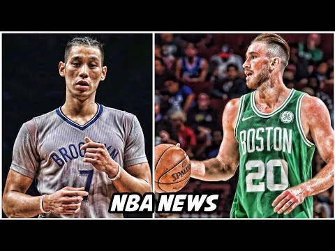 GORDON HAYWARD UPDATE • JEREMY LIN OUT FOR SEASON | NBA NEWS