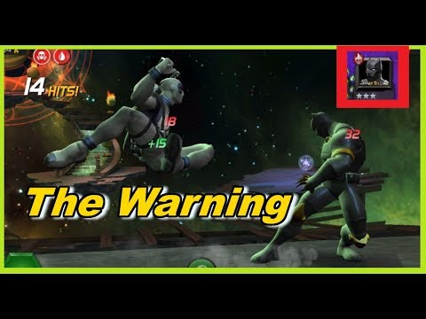 Marvel: Contest of Champions - Act 2, Chapter 2, 4. The Warning