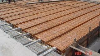 födém készítés, födém fajták családi ház építése során, kőműves munkák 70-285-93-93