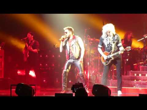 QAL Houston 08/05/2017 - We Will Rock You/Hammer To Fall