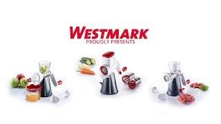 Westmark Accessoires Raspmachine Scharfe Herta