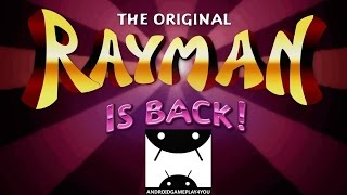 Rayman Classic Android GamePlay Trailer (1080p) (By Ubisoft Entertainment) [Game For Kids]
