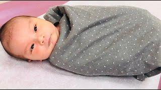 Adorable Newborn 9 pound babies